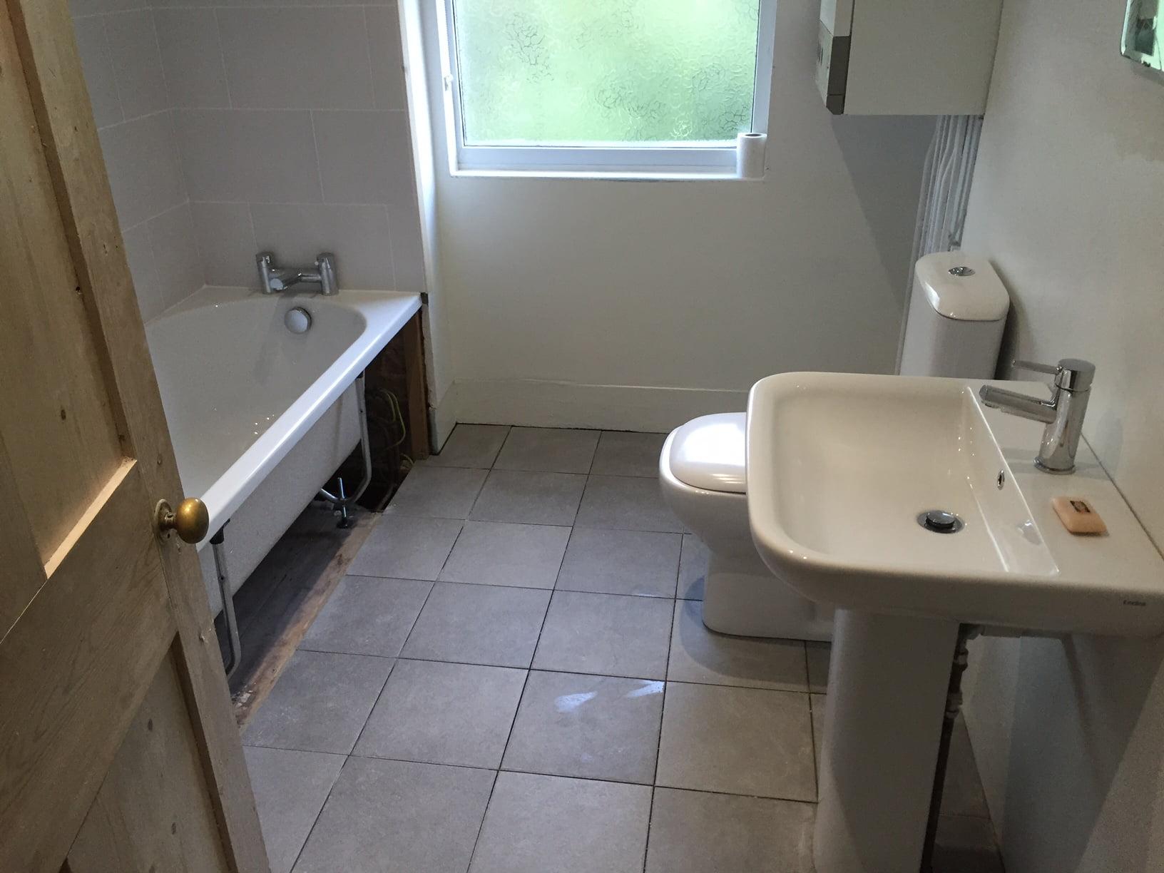 Complete Bathroom Refit Eclipse Gas Services - Bathroom refit